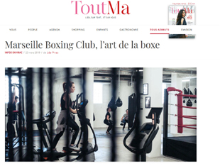 Marseille Boxing Club 2
